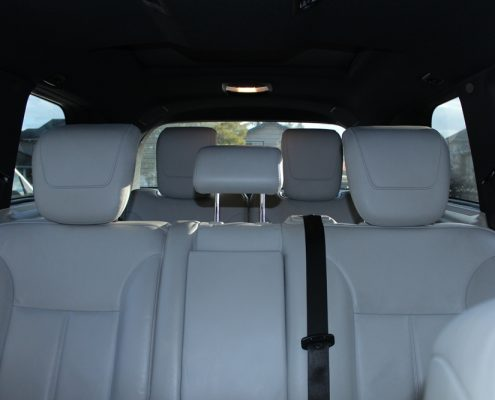 Mercedes GL350 SUV Services
